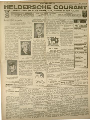 Heldersche Courant 1933-09-26