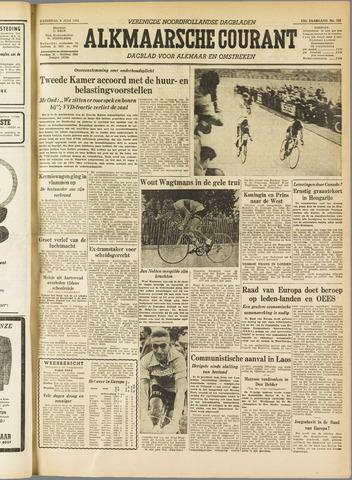 Alkmaarsche Courant 1955-07-09