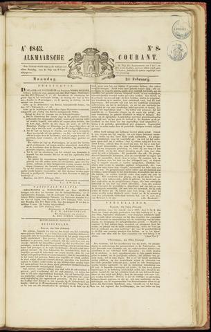 Alkmaarsche Courant 1845-02-24