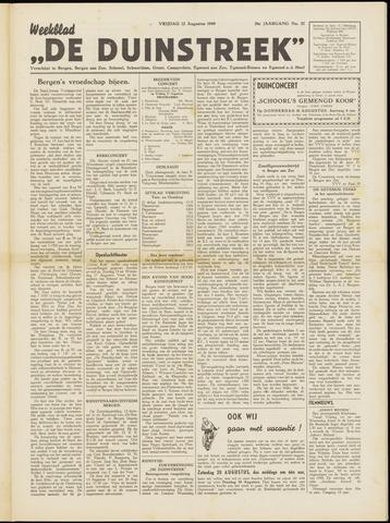 De Duinstreek 1949-08-12