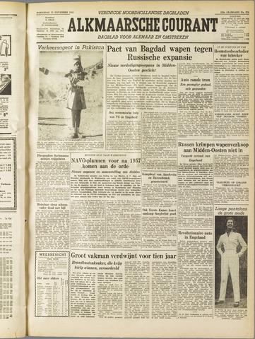 Alkmaarsche Courant 1955-11-23