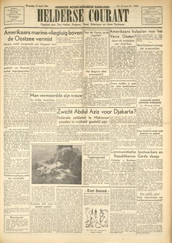 Heldersche Courant 1950-04-12