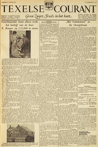 Texelsche Courant 1957-01-23