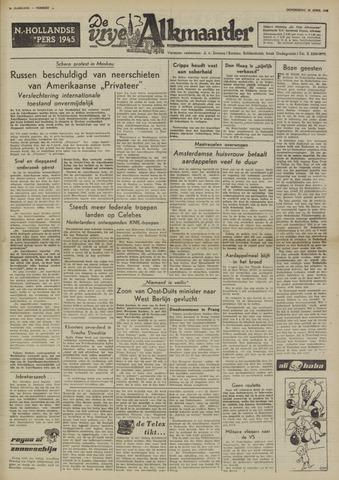 De Vrije Alkmaarder 1950-04-20