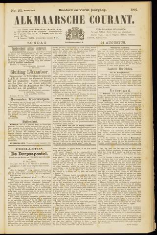 Alkmaarsche Courant 1902-08-24
