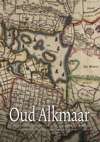 Oud Alkmaar 2015-04-01