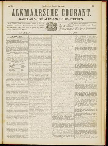 Alkmaarsche Courant 1908-06-15