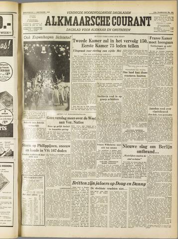 Alkmaarsche Courant 1955-12-01