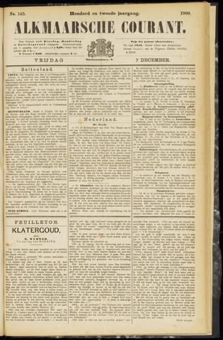 Alkmaarsche Courant 1900-12-07