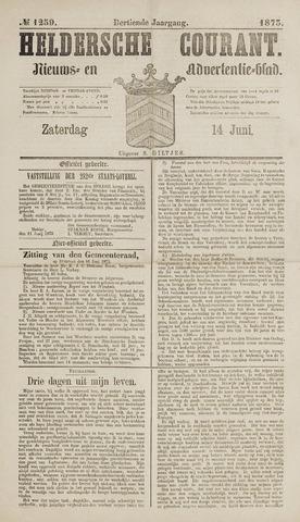 Heldersche Courant 1873-06-14