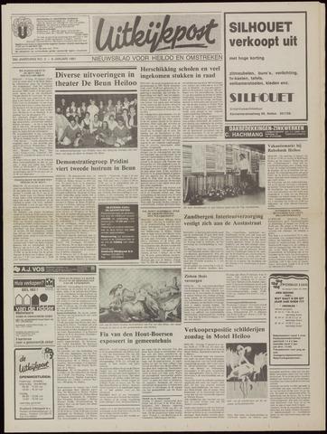 Uitkijkpost : nieuwsblad voor Heiloo e.o. 1991-01-09