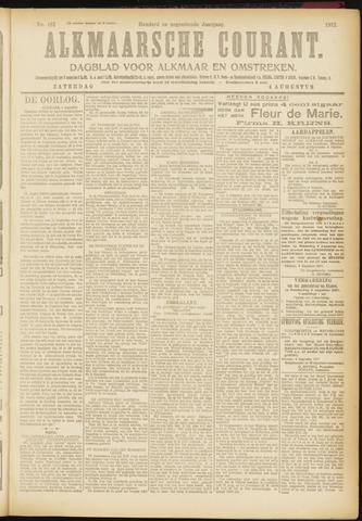 Alkmaarsche Courant 1917-08-04