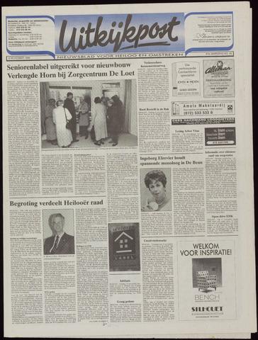 Uitkijkpost : nieuwsblad voor Heiloo e.o. 1996-11-06