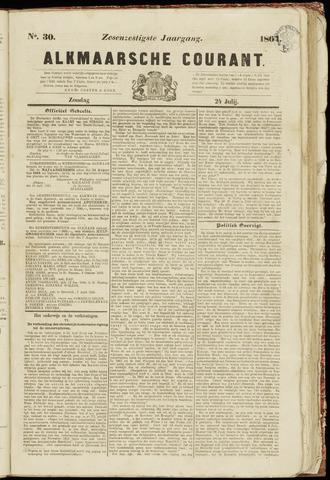 Alkmaarsche Courant 1864-07-24