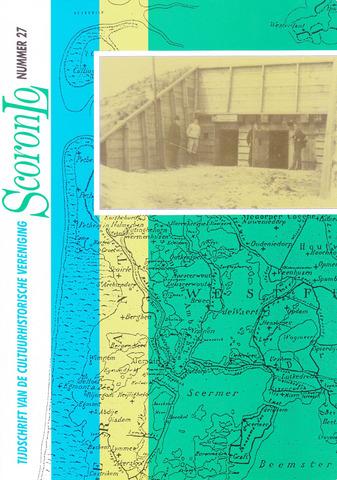 Tijdschrift van cultuurhistorische vereniging Scoronlo 2004-04-01