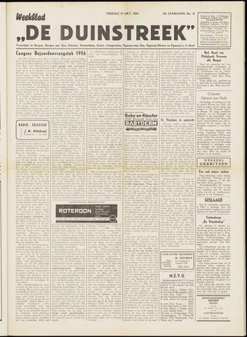 De Duinstreek 1956-10-19