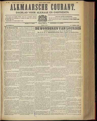 Alkmaarsche Courant 1928-02-11