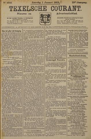Texelsche Courant 1916