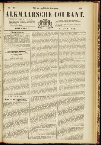 Alkmaarsche Courant 1883-10-17