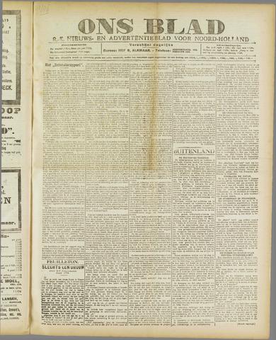 Ons Blad : katholiek nieuwsblad voor N-H 1920-05-08