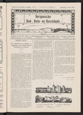 Bergensche bad-, duin- en boschbode 1938-07-02