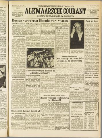 Alkmaarsche Courant 1955-07-23