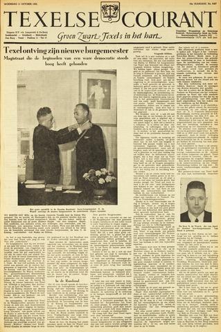 Texelsche Courant 1950-10-11