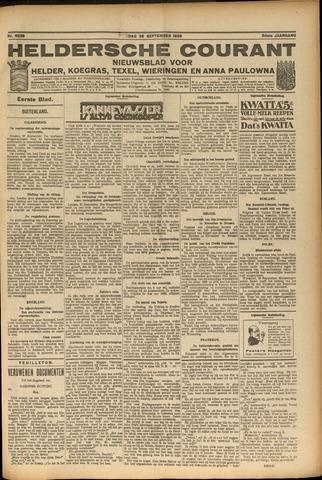 Heldersche Courant 1926-09-28