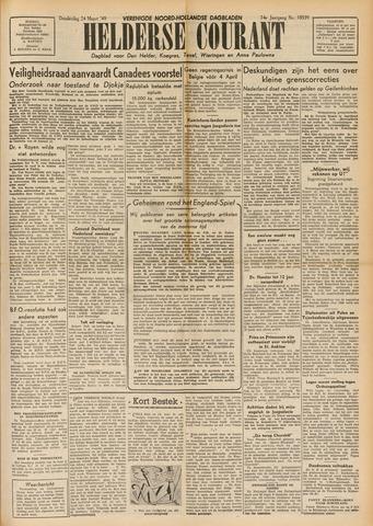 Heldersche Courant 1949-03-24