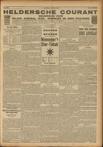 Heldersche Courant 1921-04-16