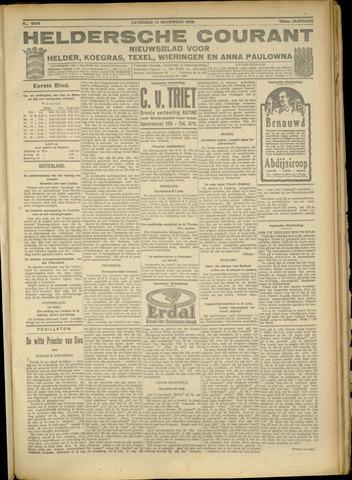 Heldersche Courant 1925-11-14