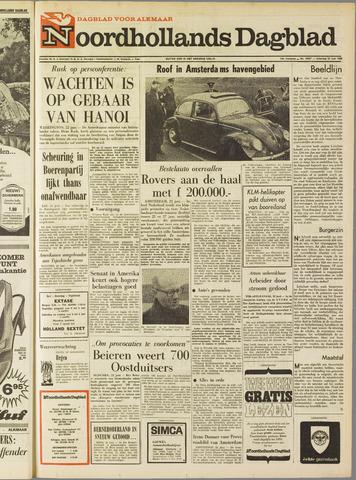 Noordhollands Dagblad : dagblad voor Alkmaar en omgeving 1968-06-22