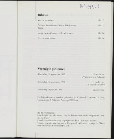 Oud Alkmaar 1992-09-01