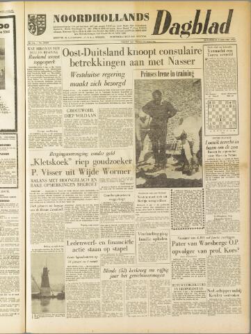 Noordhollands Dagblad : dagblad voor Alkmaar en omgeving 1959-01-08