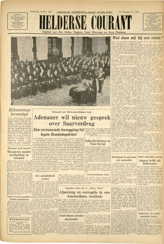 Heldersche Courant 1954-12-16