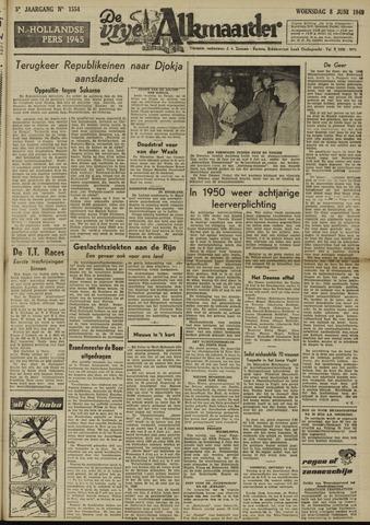De Vrije Alkmaarder 1949-06-08