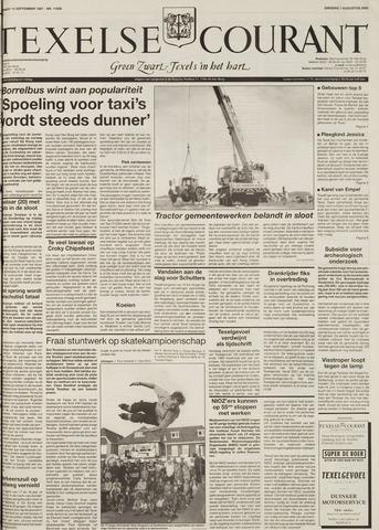 Texelsche Courant 2000-08-01