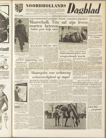 Noordhollands Dagblad : dagblad voor Alkmaar en omgeving 1958-05-10
