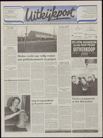 Uitkijkpost : nieuwsblad voor Heiloo e.o. 1998-01-21