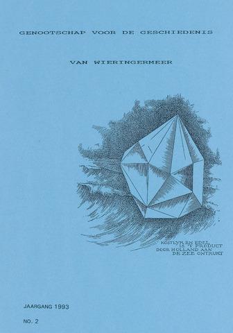 Kroniek Historisch Genootschap Wieringermeer 1993-12-01