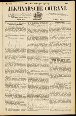 Alkmaarsche Courant 1898-10-28