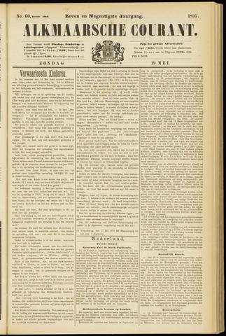 Alkmaarsche Courant 1895-05-19