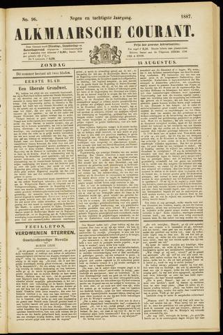 Alkmaarsche Courant 1887-08-14