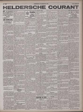 Heldersche Courant 1916-08-24