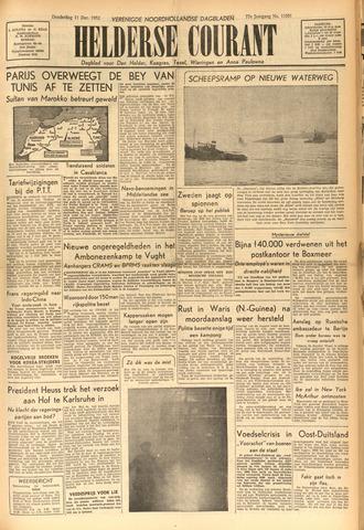 Heldersche Courant 1952-12-11