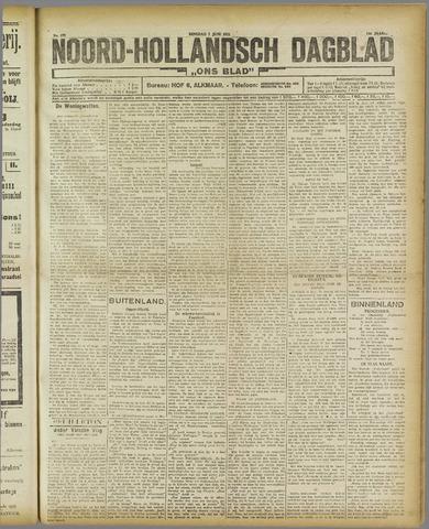 Ons Blad : katholiek nieuwsblad voor N-H 1921-06-07