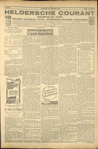 Heldersche Courant 1927-02-26