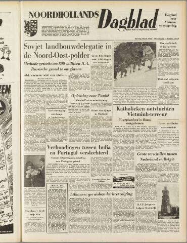 Noordhollands Dagblad : dagblad voor Alkmaar en omgeving 1954-07-31
