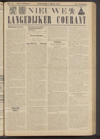 Nieuwe Langedijker Courant 1926-03-04