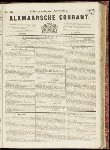 Alkmaarsche Courant 1862-03-16